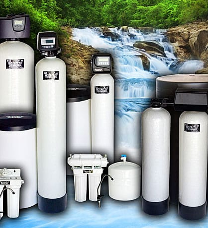 Waterfall Systems Water Conditioners